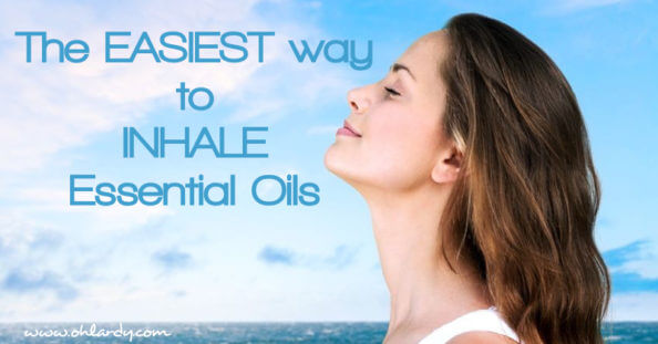 The Easiest Way to Inhale Essential Oils with a Nasal Inhaler