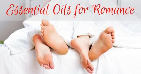 Essential Oils for Romance